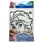Frozen Sand Art: Elsa