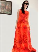 ชุดฮาวาย Maxi Dress Hawaii