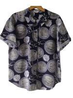 เสื้อเชิ้ต เสื้อวินเทจ BRAND : EMMA