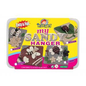 ชุดประดิษฐ์ที่แขวนพวงกุญแจทรายปั้น D.I.Y Sandy Clay Colors- My Sandy Hanger