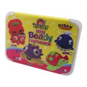 ชุดประดิษฐ์กล่องใส่ของเม็ดโฟม My Beady Container Ocean Collection