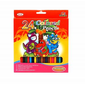 Long Colored Pencils 24 Ct.