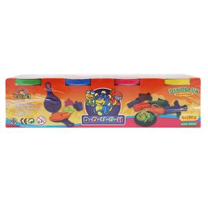 แป้งโดว์ 150 กรัม 4สี (Dough 4 Single Color 150g.)