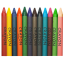 สีเทียน Kid Art ขนาดจัมโบ้ (Kid Art Jumbo Crayons) thumbnail 4