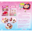 ชุดพวงกุญแจเจ้าหญิงนำโชค (Disney Princess DIY Tiny Bag) thumbnail 2