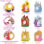 ชุดประดิษฐ์กรอบรูปเจ้าหญิงดิสนีย์ (Disney Princes DIY Photo Frame) thumbnail 11