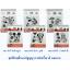 ชุดสติ๊กเกอร์สูญญากาศ คละลาย 2 แผ่น (Micky Mouse Refill Sticker) thumbnail 7