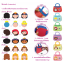 ชุดประดิษฐ์กระเป๋าเจ้าหญิงนำโชค (Disney Princess Mini Fancy Purse) thumbnail 5