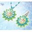 ชุดประดิษฐ์สร้อยคอและกิ๊ฟ โฟรเซ่น (Frozen DIY Necklace and Hair clip) thumbnail 4