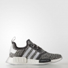 adidas NMD R1 Color Utility Black/Footwear White/Medium Grey Heather Solid Grey
