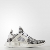 adidas Originals NMD XR1 Primeknit Color Footwear White/Core Red