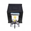 LIFP LED440 portable photo stadio เต้นท์ถ่ายภาพพร้อมไฟ LED ในตัว ขนาด 40*40*40 ซม. พร้อมฉากพีวีซี