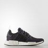 NMD_R1 BEDWIN SHOES Color Night Grey/Core Black/ White