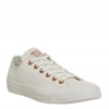 Converse All Star Low Leather Egret Vapour Pink Exclusive