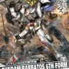 1/100 IBO 05 Gundam Barbatos 6th Form