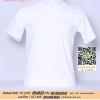 A.เสื้อยืด เสื้อt-shirt สีขาว ไซค์ 10 ขนาด 20 นิ้ว (เสื้อเด็ก)