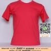 A.เสื้อยืด เสื้อt-shirt คอกลม สีพีช ไซค์ 10 ขนาด 20 นิ้ว (เสื้อเด็ก)