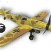 4D Model โมเดลเครื่องบินรบ รุ่น BF-109 แบบ F