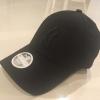 หมวก NEW ERA 9Forty Cap NY woman สีดำ โลโก้ดำ
