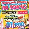 ZT NRT02 ทัวร์ ญี่ปุ่น SPARKLING FLOWER IN TOKYO 5 วัน 3 คืน บิน XJ