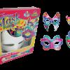 ชุดระบายหน้ากาก ลายแฟนซี (DIY Mask Painting Set Fancy)