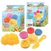 ทรายปั้นคละสี 200 กรัม + แม่พิมพ์หมีพู 4ชิ้น+มีดพลาสติก1ชิ้น (Winnie the Pooh Kinetic Sand 200 g)