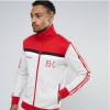adidas Originals 83-C Vintage Retro Track Jacket In White