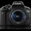 Canon 750D+ Lens 18-55mm IS STM