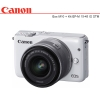 Canon EOS M10 + Lens EF-M 15-45mm IS STM