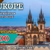 IAW-MUCTG-EU03 ทัวร์ ยุโรป ตะวันออก EAST EUROPE 8 วัน 5 คืน บิน TG