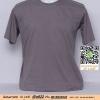 A.เสื้อยืด เสื้อt-shirt คอกลม สีเทาทึบ ไซค์ 10 ขนาด 20 นิ้ว (เสื้อเด็ก)