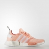 adidas NMD R1 Color Sun Glow/Footwear White/Haze Coral