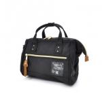 กระเป๋า Anello Boston Mini รุ่น AT-H0851 สี BLACK