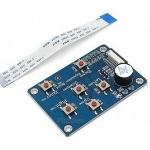 บอร์ดขยายสำหรับเชื่อมต่อ GPIO Expansion Board for Nextion Enhanced Display I/O Extended