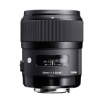 SIGMA 35mm F1.4 DG HSM | A For Canon