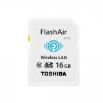 Toshiba: FlashAir 16 GB Class 10