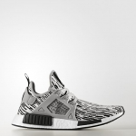 adidas Originals NMD XR1 Primeknit Color Core Black/Medium Grey Heather Solid Grey/Footwear White