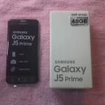 SAMSUNG Galaxy J5 Prime 4g - สีดำ