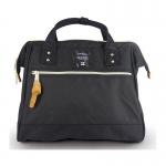 กระเป๋า Anello Boston Medium รุ่น AT-H0852 สี BLACK