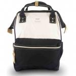 กระเป๋าเป้ Anello รุ่น AT-B0931A สี CANVAS BLACK