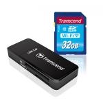 Transcend SD Card Wi-Fi Class 10 32GB