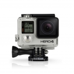 GoPro HERO 4 Silver Edition – Standard Edition