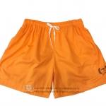 SALE กางเกงผ้าคัตตอล รุ่นเชือก L ส้ม