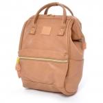 กระเป๋า Anello Mini หนัง รุ่น AT-B1212 สี CAMELBEIGE (CBE)