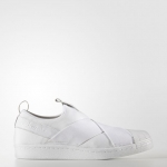 SUPERSTAR SLIP-ON SHOE in White New2017