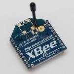 ชุดส่งสัญญาณระยะ 1เมตร XBEE S1 802.15.4 XB24-AWI-001 Low Power Module With Wire Antenna 2.4GHz