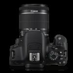 Canon EOS 700D + Lens 18-55 IS STM