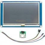 4.3'' จอถูกที่สุด Nextion USART HMI TFT LCD Display Module Touch Panel for Arduino ตัวอย่างโค๊ด