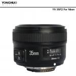 Yongnuo 35mm F2 (For Nikon)