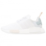 Adidas NMD_R1 W - Trainers - white/tactile green